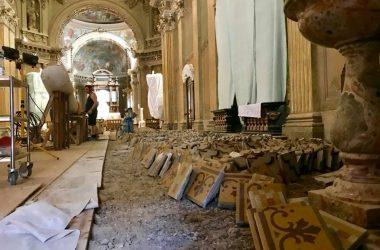Restauro Santuario della Madonna delle lacrime Treviglio