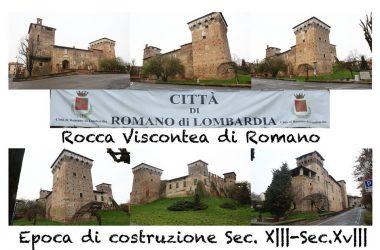 Rocca Viscontea a Romano di Lombardia