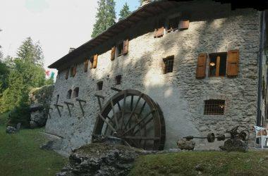 Ruota Museo del Mulino - Castione della Presolana