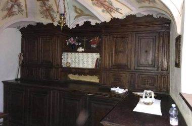 Sacrestia Chiesa di San Gottardo - Gandino