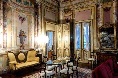Sala Castello Camozzi Vertova - Costa di Mezzate
