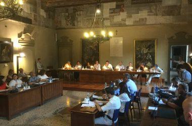 Sala Consigliare Palazzo Gallavresi - Caravaggio