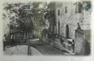 San Gregorio Cisano Bergamasco nel 1909
