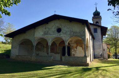 Santissima Trinità Casnigo foto