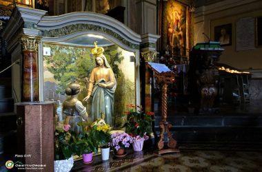 Santuario Frassino Oneta