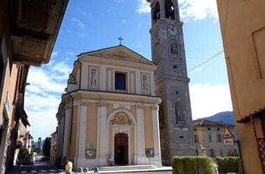 Santuario Madonna della Gamba - Desenzano di Albino
