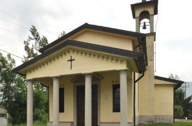 Santuario Madonna della Gamba - Rovetta
