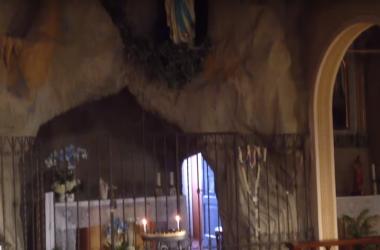 Santuario Madonna di Lourdes – San Lorenzo di Rovetta Bg