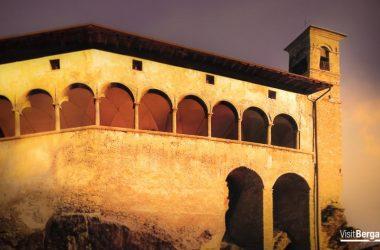 Santuario San Patrizio a Colzate Bergamo