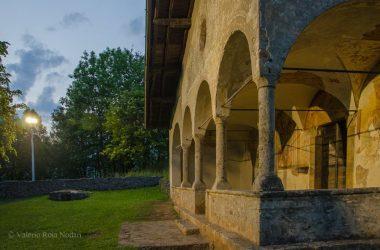 Santuario Santissima Trinità a Casnigo