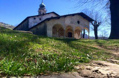 Santuario Trinità Casnigo