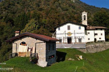 Santuario della Madonna del Frassino Oneta Bergamo