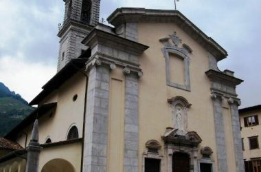 Santuario della Madonna delle Grazie ad Ardesio