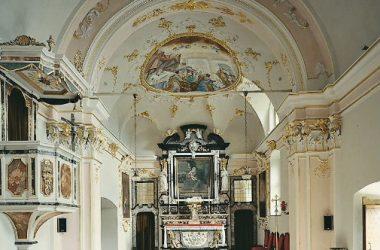 Santuario della Natività di Maria a Novezio – Cerete Bergamo