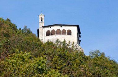 Santuario di San Patrizio - Colzate Bergamo