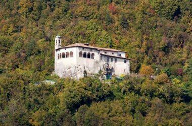 Santuario di San Patrizio - Colzate Bg