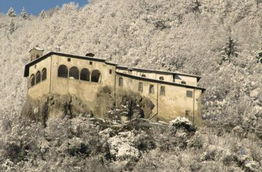 Santuario di San Patrizio - Colzate Inverno