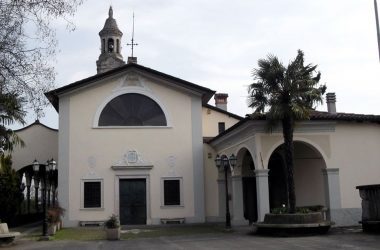 Santuario di Santa Maria del Sasso - Cortenuova Bergamo