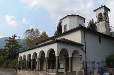 Santuario di Sommaprada – Rovetta Bergamo