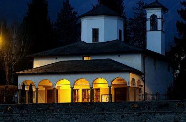Santuario di Sommaprada a Rovetta Bergamo