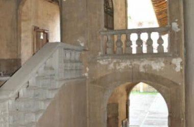 Scale Palazzo Giovanelli - Gandino