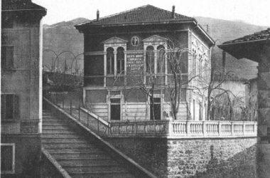 Scaletta Chiesa di San Martino - Leffe