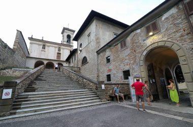 Scalinata Ex Monastero di Astino
