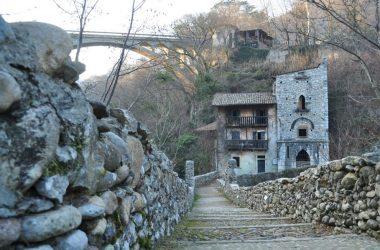 Scalinata Ponte di Attone - Ubiale Clanezzo