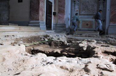 Scavi Chiesa di San Giorgio - Bonate Sotto