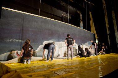 Scenografie Teatro Donizetti