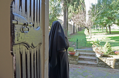 Monastero Delle Benedettine Di Santa Grata - Via Arena Bergamo città alta