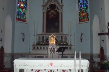 Altare Chiesa Parrocchiale Ponte Selva - Parre