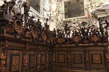 Seconda Sagrestia - Andrea Fantoni, Giovan Battista Caniana Alzano Lombardo