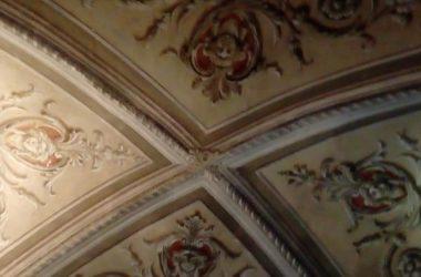 Soffitto Palazzo Gallavresi - Caravaggio