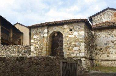 Solza - resti del castello Colleoni