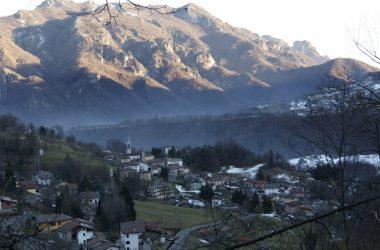 Sottochiesa e monte sornadello - Val Taleggio