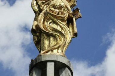 Statua Madonnina di Pizzo – Peia