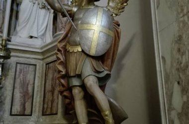 Statua Parrocchia di Leffe