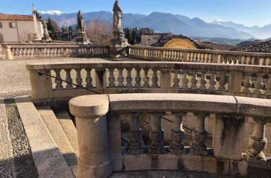 Statue Basilica di Santa Maria Assunta - Clusone -Val Seriana
