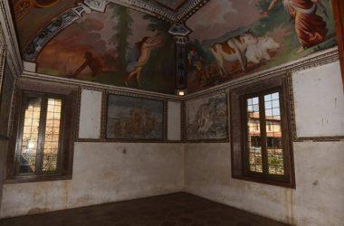 Stenze Castello di Malpaga Cavernago