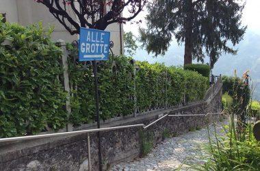 Strada Grotte Valle Brembana