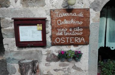 Taverna Casa di Arlecchino - Oneta San Giovanni Bianco