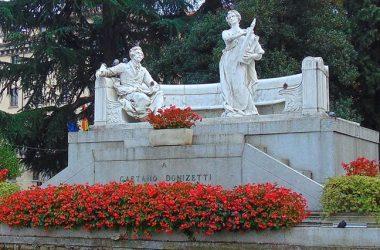 Tomba Gaetano DOnizetti Bergamo