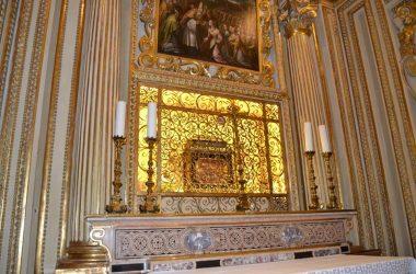Tomba di Santa Grata a Bergamo