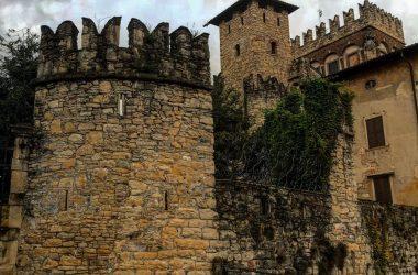 Torre Castello Camozzi Vertova - Costa di Mezzate
