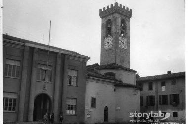 Torre Chiesa di San Fedele - Calusco d'Adda