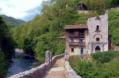 Torre Dogana e Ponte di Attone - Ubiale Clanezzo