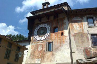 Torre dell'orologio Clusone