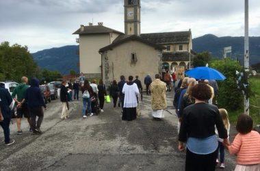 Tradizioni Chiesa di San Giovanni Battista - Fuipiano Valle Imagna