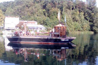 Traghetto di Leonardo a Villa d Adda